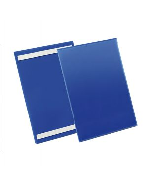 50 buste identificazione con bande adesive 210x297mm (a5-vert) 1797 durable 1797-07 4005546981680 1797-07 by Durable
