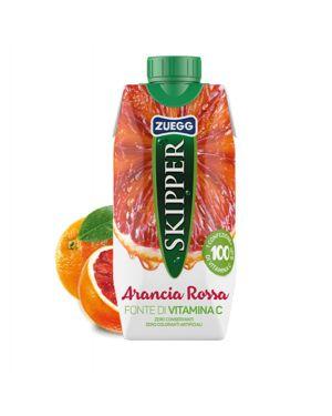 Succo skipper gusto arancia rossa brick 330ml zuegg ZUFRO 80354734 ZUFRO
