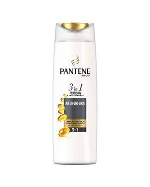 Pantene shampoo 3in1 linea antiforfora 225ml PG097 8001841641157 PG097