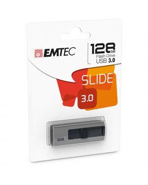 Memoria usb 3.0 b250 128gb ECMMD128GB253 3126170151254 ECMMD128GB253 by Emtec