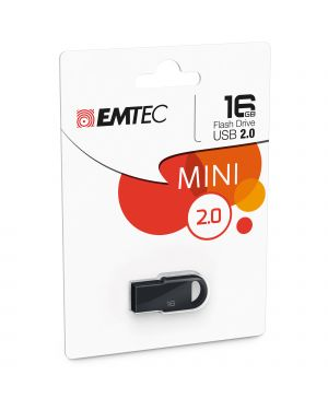 Memoria usb 2.0 d250 16gb ECMMD16GD252 3126170149961 ECMMD16GD252 by Emtec