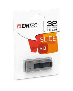Memoria usb 3.0 b250 32gb ECMMD32GB253 3126170151193 ECMMD32GB253 by Emtec