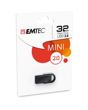 MEMORIA USB 2.0 D250 32GB ECMMD32GD252 by Emtec