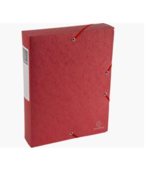 Scatola archivio c - elastico rossa Exacompta 50915E 3130630509158 50915E
