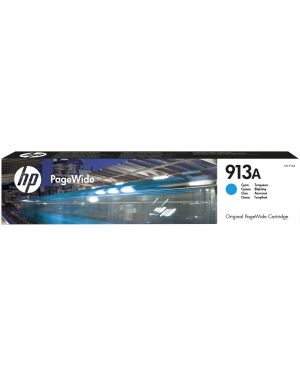 CARTUCCIA CIANO HP 913A PageWide 377dw-352fw F6T77AE