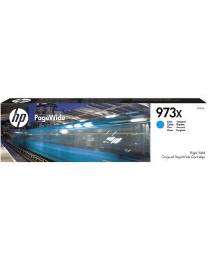 CARTUCCIA CIANO HP 973X PageWide 477DWT-452DWT F6T81AE