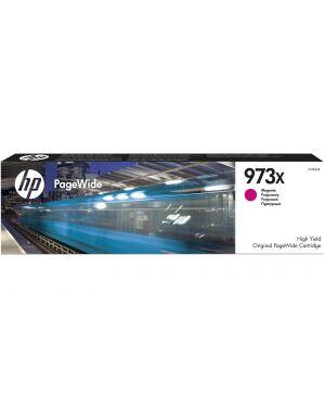 Hp 973x high yield magenta pagewide HP Inc F6T82AE 889296544678 F6T82AE