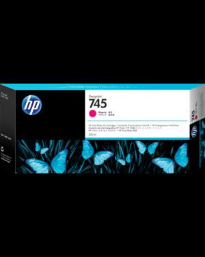 Hp 745 da 300 ml magenta HP Inc F9K01A 725184104640 F9K01A