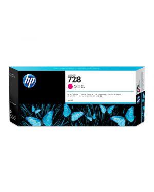 Hp 745 da 300 ml nero fotografico HP Inc F9K04A 725184104671 F9K04A