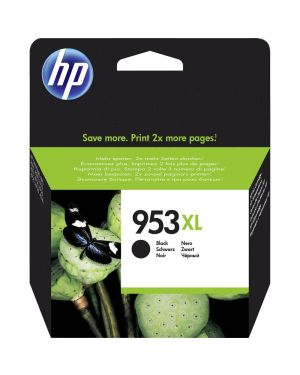 Cartuccia nero hp 953xl hp officejet pro 8720-8740-8730-8720-8710-8210-8715 L0S70AE 725184104183 L0S70AE