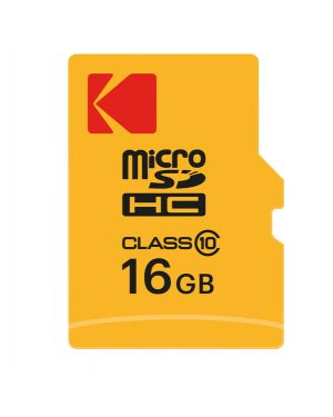 Micro sdhc 16gb class10 extra EKMSDM16GHC10CK 3126170158321 EKMSDM16GHC10CK by Kodak