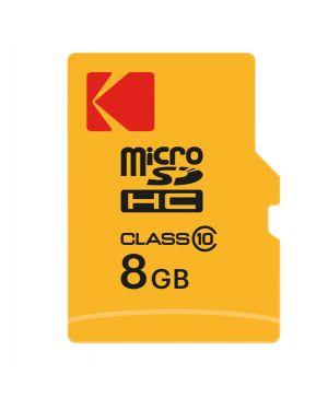 Micro sdhc 8gb class10 extra EKMSDM8GHC10CK 3126170158291 EKMSDM8GHC10CK by Kodak