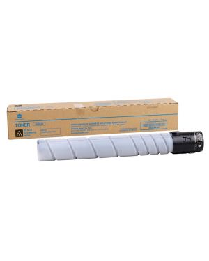 Toner nero per bizhub c258  -  c308  -  c368 tn-324k A8DA150 1PA8DA150 A8DA150