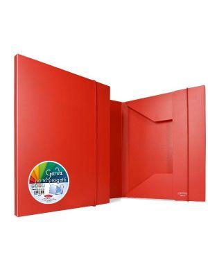 Cart. 3 lembi garda 40 rosso Plastibor P0004012 8000851010441 P0004012