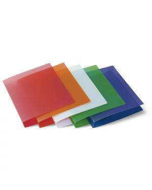 RACCOGLITORE A4 4R 17mm PP Trasparente Colorato Starline CONFEZIONE DA 5 36921799l