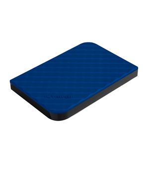 UBS PORTATILE STORE 'N' GO 1TB USB 3.0 BLUE (9.5MM DRIVE) 53200 by Verbatim