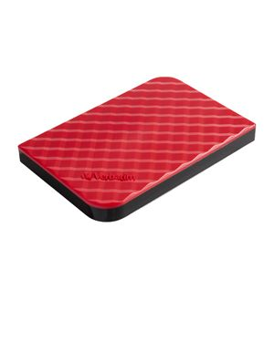 Ubs portatile store 'n' go 1tb usb 3.0 red (9.5mm drive 53203 23942532033 53203 by Verbatim