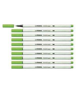 Stabilo pen68brush verde chiaro Stabilo 568/33 4006381545839 568/33