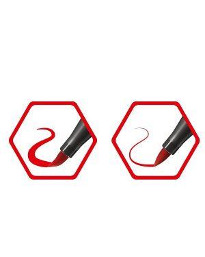 stabilo pen 68 brush viola Stabilo 568/55 4006381545716 568/55