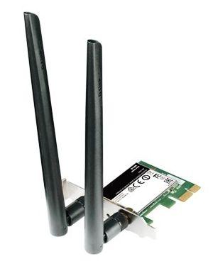 Pci express wifi dual band D-LINK - RETAIL DWA-582 790069410567 DWA-582_5844962 by No