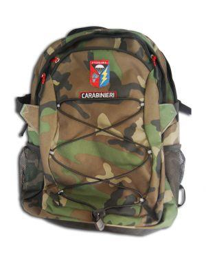 Zaino Arma dei Carabinieri scuola tempo libero 1°Tuscania mod. CC-T CC-T
