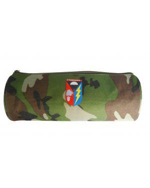 Astuccio tombolino Arma dei Carabinieri logo 1° Tuscania col. militare mod. CC-AT CC-AT