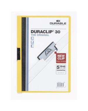 Cf 25 cartelline duraclip Durable 2200-04 4005546210131 2200-04