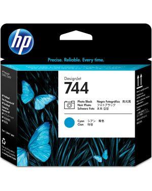 Testina hp 744 nero foto+ciano HP Inc F9J86A 725184104497 F9J86A_HPF9J86A