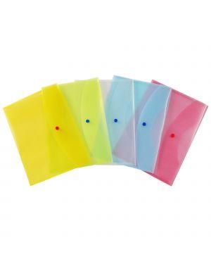 Busta con bottone 22x30cm colori ass. starline 030025as 8025133038463 030025as_STL7301 by No