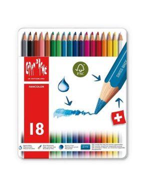 fancolor matite sc metallo Caran D'Ache 1288318 7630002307000 1288318