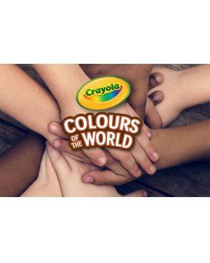 Album attività colore world colours Crayola 25-0717 5010065007178 25-0717
