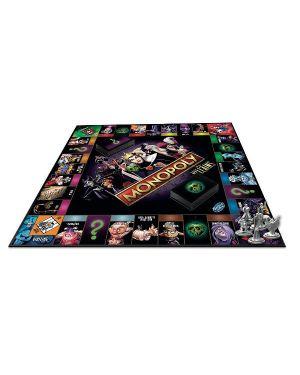 Monopoly disney villains Hasbro F0091103 5010993776306 F0091103
