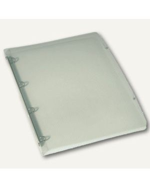 Raccoglitore hawai 26x32 trasparente (4anelli 30mm) in pp Confezione da 10 pezzi 100201757_80536