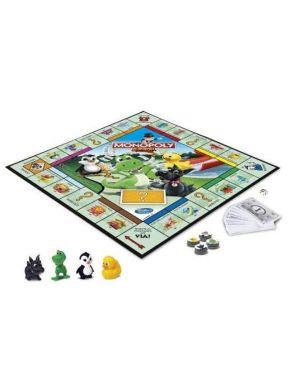 Monopoly junior Hasbro A6984IT0 5010993557622 A6984IT0