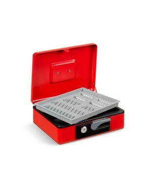 Cassetta portavalori 300x230x80mm rossa koala deluxe 3415RO_80618