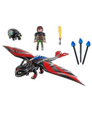 Dragons racing: hiccup e sdentato PlayMobil 70727 4008789707277 70727