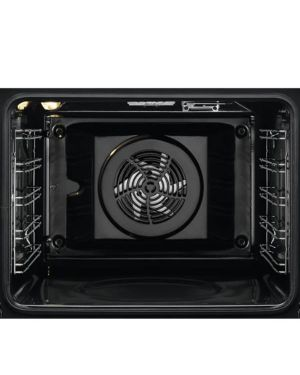 Forno 3 manop eoh2h00k 72l a nero Electrolux 949496288 7332543719389 949496288