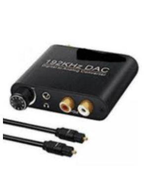 Convertitore audio dig - analogico Redline RDL2696 8052745306963 RDL2696