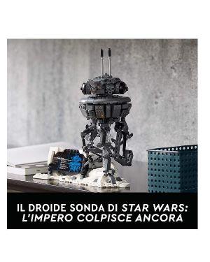 Droide sonda imperiale Lego 75306 5702016914184 75306