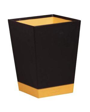 Cestino gettacarte nero 27x27x32cm Rhodia 118826C 3037921188262 118826C