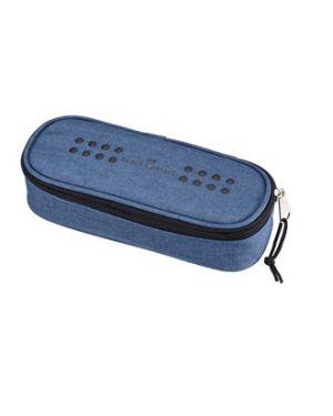 Ovalino grip melange blu avio faber castell 573051_79421 by No