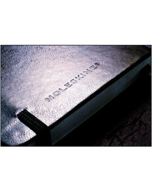 Taccuino pocket rigido nero ppbianc Moleskine QP012 9788883701030 QP012_80066 by No