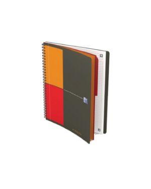 Blocco spiralato 18x25cm f.to notebook 80fg 80gr oxford international favorit 400080784_80072