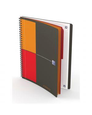 Blocco spiralato 18x25cm 80fg 80gr international notebook oxford 400080784 3020120097299 400080784_80072
