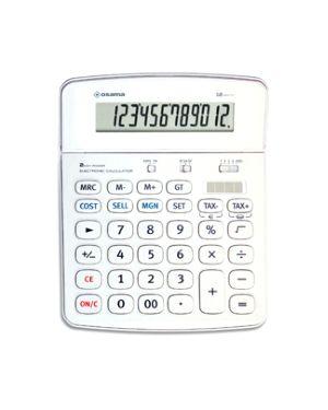 Calcolatrice da tavolo os 504/12 osama OS 504/12 BI_80343