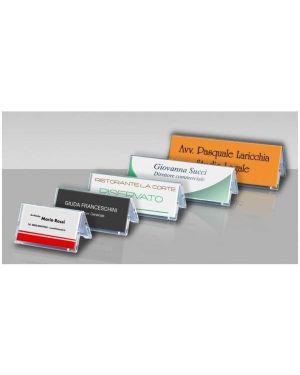 Segna posto base a v f.to 4 Tecnostyl ACW03-4 8010026008333 ACW03-4