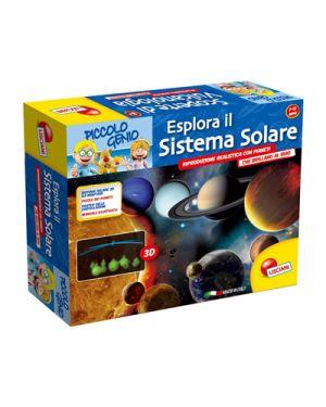 Gioco scientifico laboratorio del sistema solare LISCIANI cod. 60542 8008324060542 60542_80690 by No