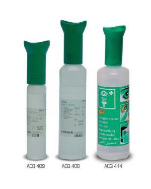 Soluzione salina sterile ml. 250 per lavaggio oculare ACQ408 ACQ408