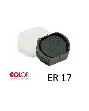 Tampone colop e/r17 nero Confezione da 5 pezzi E/R17N_48574