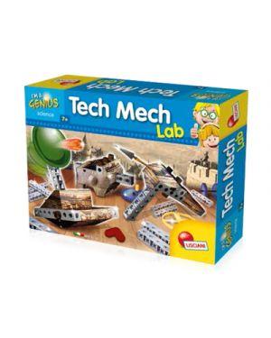 Costruzione Tech Mech Lab macchine nella storia LISCIANI cod. 61310 8008324061310 61310_80698 by No